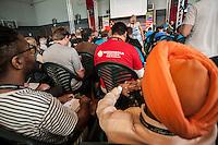 """Esino 2016 Wikimania Goes Outdoor, il primo raduno in Italia dei volontari e dei progetti Wikipedia,  dal 21 al 28 giugno a Esino Lario, 750 abitanti, sul lago di Como, la  """"Perla delle Grigne"""". Partecipanti internazionali alla  conferenza Wikipedia"""