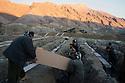 Iraq 2008.On 18th January 2008, 358 victims of Anfal, returned to Kurdistan,  are buried in Dukan.<br /> Irak 2008.Le 18 janvier 2008, 358 corps de victimes de la campagne de l'Anfal ,ramenes au Kurdistan, sont enterres a Dokan