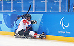 James Gemmell, PyeongChang 2018 - Para Ice Hockey // Para-hockey sur glace.<br />