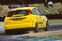 #98 Mat Jackson. GR Motorsport. Ford Focus.