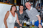 Enjoying the evening in Sean Og's on Saturday, l to r: Anna O'Connor Scannell, Sinead and Tim Scannell.