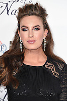 """Elizabeth Chambers<br /> at the London Film Festival 2016 premiere of """"The Birth of a Nation"""" at the Odeon Leicester Square, London.<br /> <br /> <br /> ©Ash Knotek  D3173  11/10/2016"""