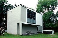 Deutschland, Sachsen-Anhalt, Bauhaus in Dessau, Unesco-Weltkulturerbe, Meisterhaus Lyonel Feininger erbaut von Walter Gropius