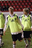 27.03.2009: U19 Deutschland vs. Finnland