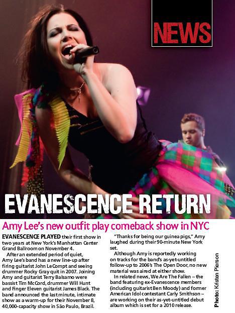 Kerrang! - November 2009