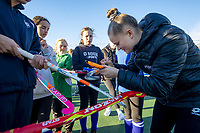 Holly Pearson. Vantage Black Sticks hockey community session prior to the upcoming Sentinel Homes Trans-Tasman Series at Twin Turfs in Palmerston North, New Zealand on Tuesday, 25 May 2021. Photo: Dave Lintott / lintottphoto.co.nz