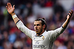 Gareth Bale of Real Madrid reacts during their La Liga match between Real Madrid and Deportivo Leganes at the Estadio Santiago Bernabéu on 06 November 2016 in Madrid, Spain. Photo by Diego Gonzalez Souto / Power Sport Images