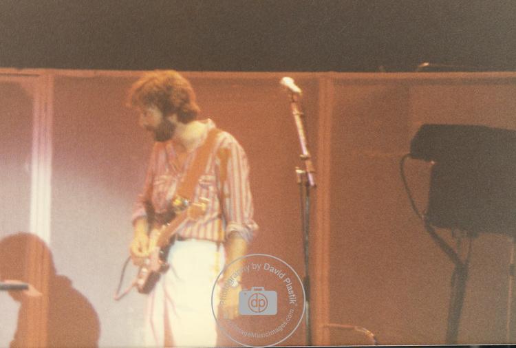 Eric Clapton July 2 ,1983 Jones Beach Amphitheater