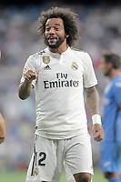Real Madrid's Marcelo Vieira during La Liga match. August 19,2018.  *** Local Caption *** © pixathlon<br /> Contact: +49-40-22 63 02 60 , info@pixathlon.de
