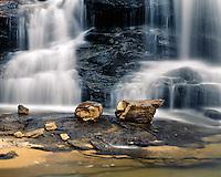 Falls on the Little River; Little River National River Canyon National Preserve, AL