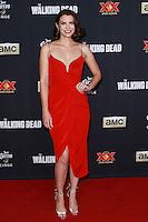 """Los Angeles Premiere Of AMC's """"The Walking Dead"""" Season 5"""
