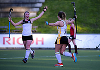 180811 Wellington Premier Women's Hockey Final - Harbour v Hutt