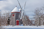 Eastham Windmill, Eastham, Cape Cod, MA, USA