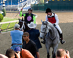 Payton d'Oro wins the Black-Eyed Susan Stakes