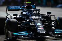 4th June 2021; Baku, Azerbaijan;  Free practise sessions;  77 BOTTAS Valtteri (fin), Mercedes AMG F1 GP W12 E Performance during the Formula 1 Azerbaijan Grand Prix 2021 at the Baku City Circuit, in Baku, Azerbaijan -