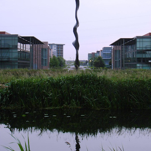 File image of the Grand Canal at Park West