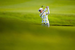 CHON BURI, THAILAND - FEBRUARY 16:  Na Yeon Choi of South Korea plays a shoot on the 17th hole during day one of the LPGA Thailand at Siam Country Club on February 16, 2012 in Chon Buri, Thailand.  Photo by Victor Fraile / The Power of Sport Images