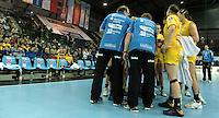 Handball Frauen / Damen  / women 1. Bundesliga - DHB - HC Leipzig : Frankfurter HC - im Bild: Feature - Teamplay Motivation Geschlossenheit Mannschaft Mannschaftsgedanke Team Spirit . Foto: Norman Rembarz .