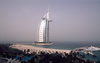 Vereinigte arabische Emirate (VAE, UAE), Dubai, Hotel Burj al Arab.