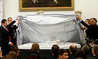 20140326 ROMA-CRONACA: LA ROMA IN CAMPIDOGLIO PER PRESENTARE IL NUOVO STADIO