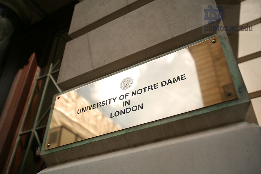 Notre Dame London Centre