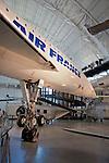 Air France Concorde, Air & Space Museum - Steven F. Udvar-Hazy Center