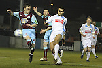 Drogheda Utd V UCD in the Airtricity League...(Photo credit should read Jenny Matthews/www.newsfile.ie)....This Picture has been sent you under the conditions enclosed by:.Newsfile Ltd..The Studio,.Millmount Abbey,.Drogheda,.Co Meath..Ireland..Tel: +353(0)41-9871240.Fax: +353(0)41-9871260.GSM: +353(0)86-2500958.email: pictures@newsfile.ie.www.newsfile.ie.