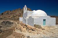 Speicherburg, Moschee in Chenini, Tunesien
