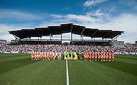 USWNT vs China, Sunday, April 6, 2014