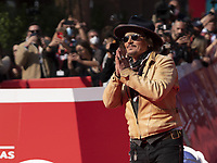 20211017 ROMA - SPETTACOLO: FESTA DEL CINEMA DI ROMA - ALICE NELLA CITTA: JOHNNY DEPP'