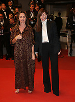 AGATHE DE LA FONTAINE ET ALBANE CLERET 'In The Fade (Aus Dem Nichts)' Red Carpet Arrivals - The 70th Annual Cannes Film Festival<br /> CANNES, FRANCE - MAY 26: attends the 'In The Fade (Aus Dem Nichts)' screening during the 70th annual Cannes Film Festival at Palais des Festivals on May 26, 2017 in Cannes, France