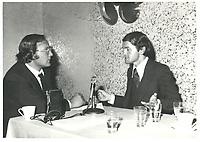 Serge Joyal<br /> le 20 septembre 1978<br /> <br /> <br /> PHOTO :  Agence Quebec Presse