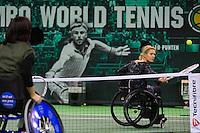 ABN AMRO World Tennis Tournament, Rotterdam, The Netherlands, 17 Februari, 2017<br /> Photo: Henk Koster