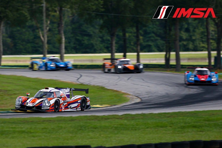 #54 MLT Motorsports Ligier JS P3, LMP3: Dom Cicero, Dakota Dickerson