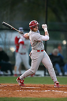 February 21, 2009:  Infielder Brian DeLucia (29) of The Ohio State University during the Big East-Big Ten Challenge at Jack Russell Stadium in Clearwater, FL.  Photo by:  Mike Janes/Four Seam Images