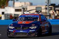 #43: Stephen Cameron Racing LLC BMW M4 GT4, GS: Gregory Liefooghe, Sean Quinlan