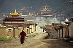 Labrang monastery, Qinghai, China, 2007