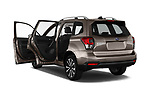 Car images close up view of a 2019 Subaru Forester Luxury 5 Door SUV doors