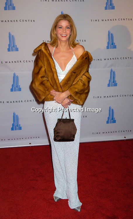 Candace Bushnell ..at the Grand opening of the Time Warner Center in New York City on February 4, 2004. Photo by Robin Platzer, Twin Images