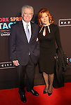 Regis Philbin and Joy Philbin attends the Opening Night performance of 'New York Spring Spectacular' at Radio City Music Hall on March 26, 2015 in New York City.