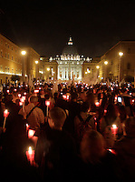 """20121011 VATICANO-CRONACA: IL RICORDO DEL """"DISCORSO ALLA LUNA"""""""