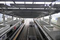 - Milan, ATM (Azienda Trasporti Milanesi), the new MilanoFiori North station on Metro Line 2 ......- Milano, ATM (Azienda Trasporti Milanesi), la nuova stazione  MilanoFiori Nord sulla linea 2 della Metropolitana
