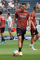 Filip Kostic (Eintracht Frankfurt) - Frankfurt 21.08.2021: Eintracht Frankfurt vs. FC Augsburg, Deutsche Bank Park, 2. Spieltag Bundesliga