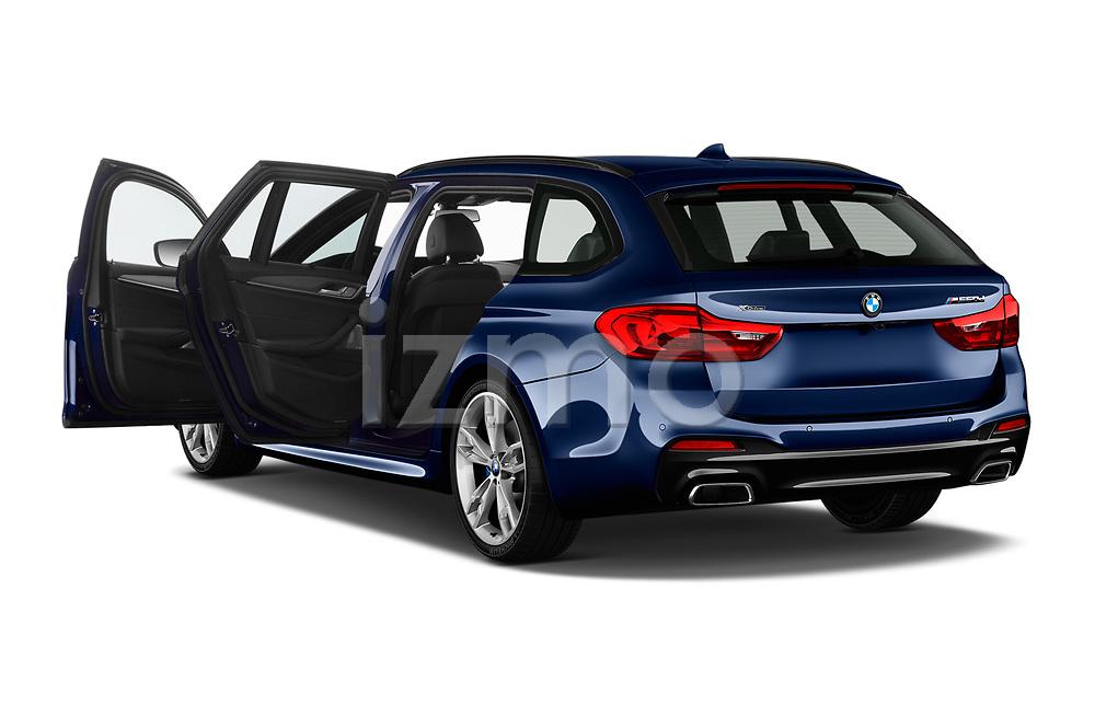 Car images of 2019 BMW 5-Series - 5 Door Wagon Doors
