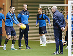 Lee Wallace and David Weir