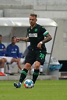 Marcel Franke (Hannover 96)<br /> <br /> - 28.08.2021 Fussball 2. Bundesliga, Saison 21/22, SV Darmstadt 98 vs Hannover 96, Stadion am Boellenfalltor, emonline, emspor, <br /> <br /> Foto: Marc Schueler/Sportpics.de<br /> Nur für journalistische Zwecke. Only for editorial use. (DFL/DFB REGULATIONS PROHIBIT ANY USE OF PHOTOGRAPHS as IMAGE SEQUENCES and/or QUASI-VIDEO)
