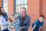 Spontaneous location family portraits.  Schedule a place and time with me to capture the spirit of your family in a location you call home.