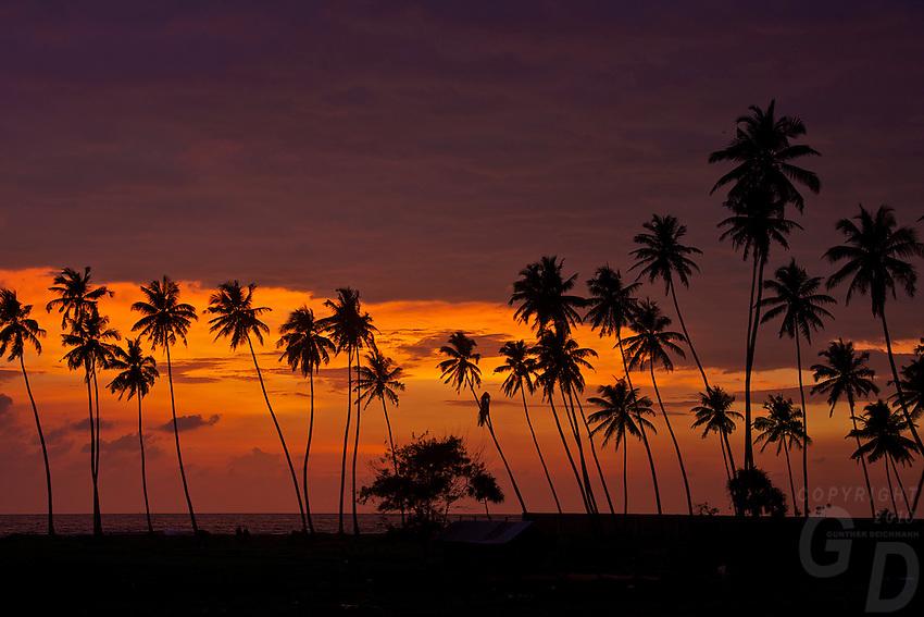 Coast new Weligama,Sri Lanka