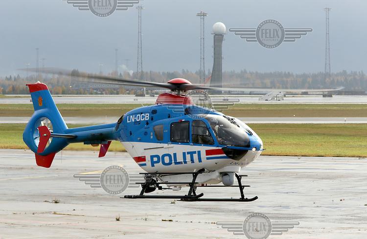 Norwegian Police Helicopter , Eurocopter EC135