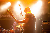 """The Scottish Folk Punk Band """"The Wakes"""" at the Irish Folk Punk Festival on Saturday the 8. March 2014 in the Berlin Club SO36.<br />8.3.2014, Berlin<br />Copyright: Christian-ditsch.de<br />[Inhaltsveraendernde Manipulation des Fotos nur nach ausdruecklicher Genehmigung des Fotografen. Vereinbarungen ueber Abtretung von Persoenlichkeitsrechten/Model Release der abgebildeten Person/Personen liegen nicht vor. NO MODEL RELEASE! Don't publish without copyright Christian-Ditsch.de, Veroeffentlichung nur mit Fotografennennung, sowie gegen Honorar, MwSt. und Beleg. Konto:, I N G - D i B a, IBAN DE58500105175400192269, BIC INGDDEFFXXX, Kontakt: post@christian-ditsch.de<br />Urhebervermerk wird gemaess Paragraph 13 UHG verlangt.]"""